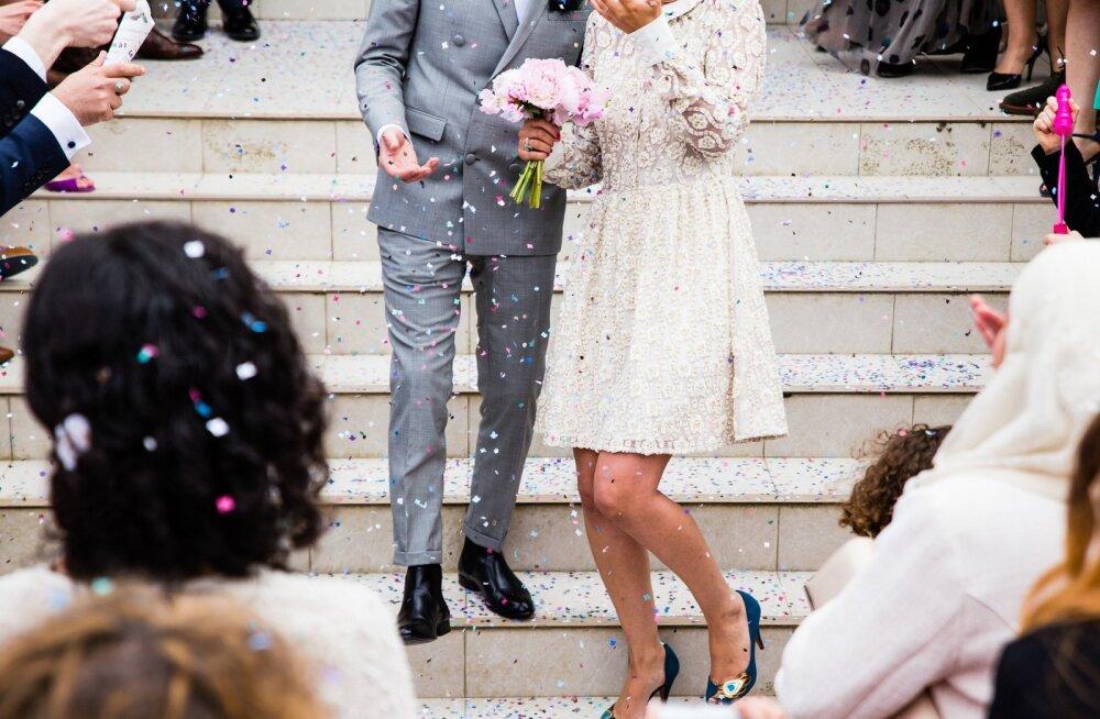 КАРТА | Возраст вступления в брак в Европе. Украинцы и шведки отличились