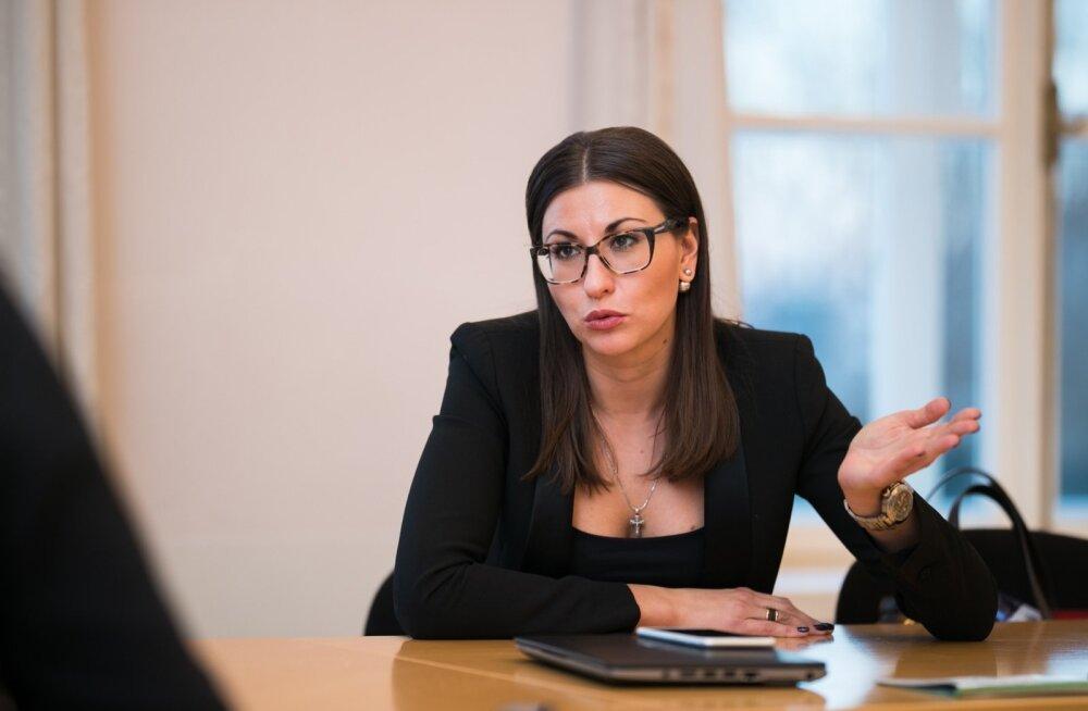Olga Ivanova lohutab ennast sellega, et ta on 33-aastane ja tal on veel natuke aega.