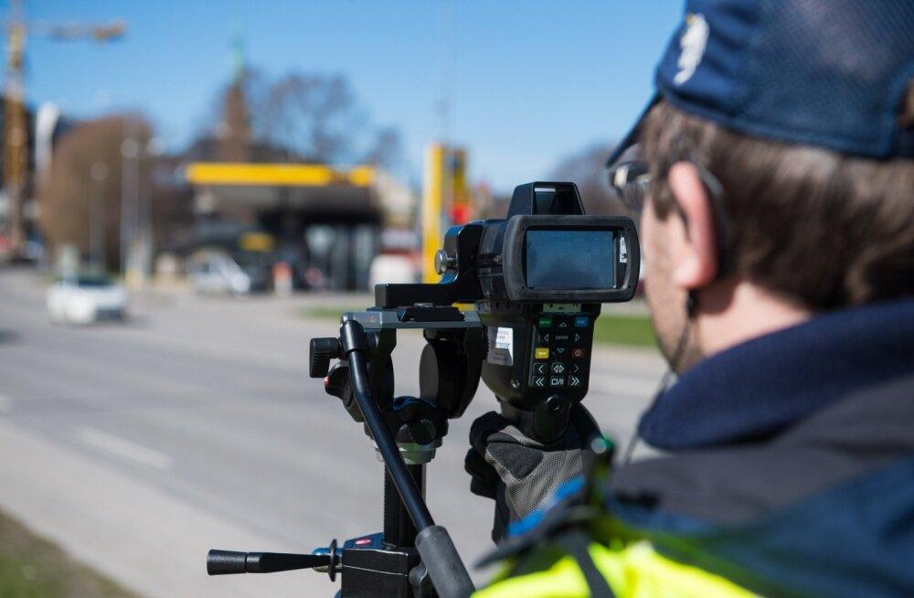 Antud piirkond on liiklusohutuse tagamiseks ka liikluspolitsei kõrgendatud tähelepanu all.