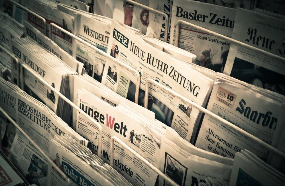 KLÕPS | Austraalia ajaleht käis välja leidliku viisi, kuidas tualettpaberi puudust vältida: hädaolukorras sulle kasutamiseks