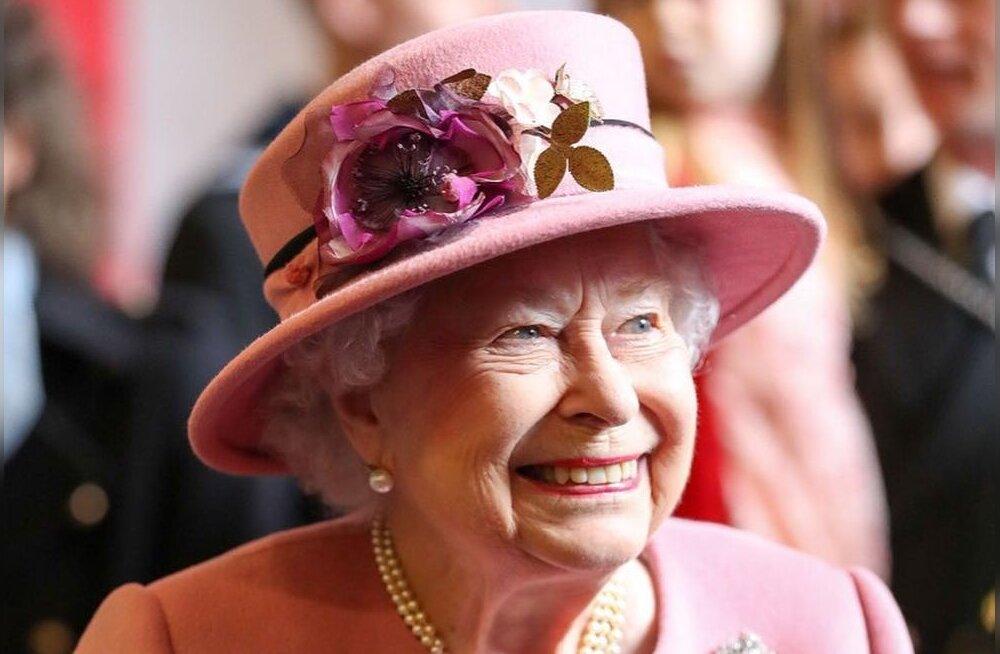 Oh õudust! Vaata, mis on saanud luksuslikust Briti kuninganna reisirongist