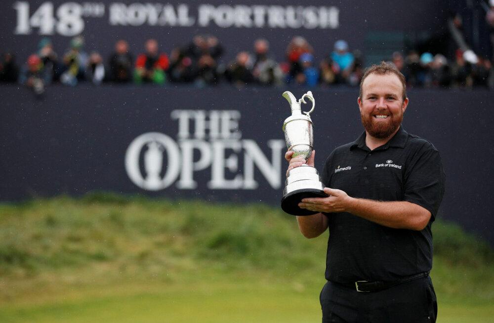 VIDEO | The Openil triumfeeris varem suurturniiri võiduta olnud iirlane Shane Lowry