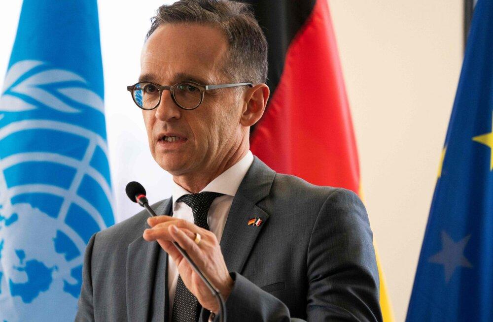 Välisminister Maasi sõnul ei taha Saksamaa kaitsekulusid tõsta natsimineviku tõttu