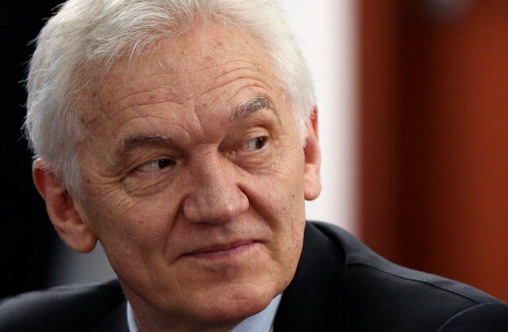 Luganski rahvavabariigi eksminister istub ilmselt Putini sõbra petmise eest FSB türmis