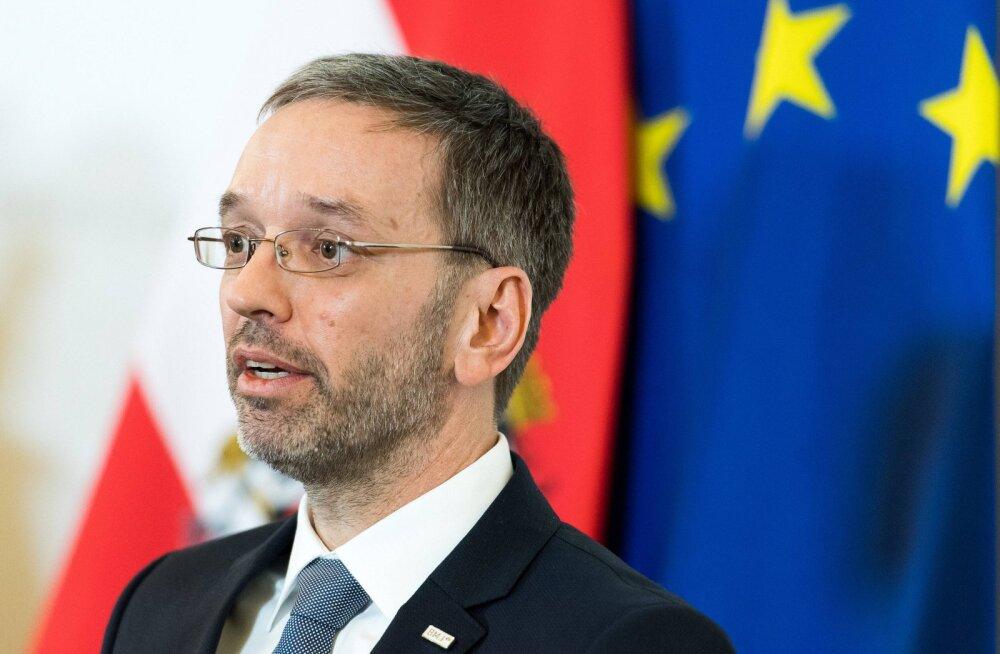 Austria parempopulistist siseminister sattus Christchurchi tulistaja tõttu Saksa poliitikute turmtule alla