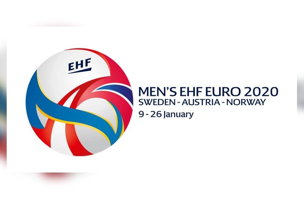 Käsipalli EMi logo