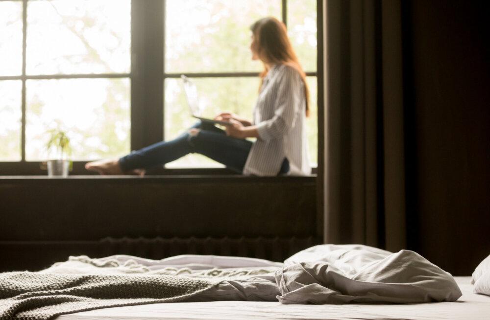 Elu introverdina maailmas, mis karjub