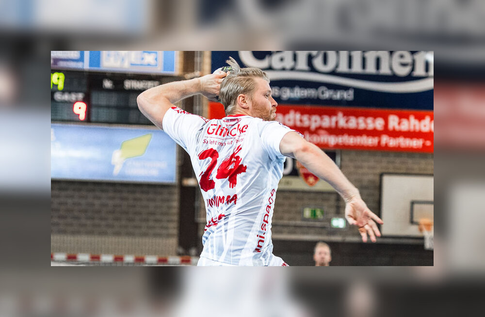 Roosna pikendas võiduseeria 11-mänguliseks, Jaanimaa säras N-Lübbecke võidumängus