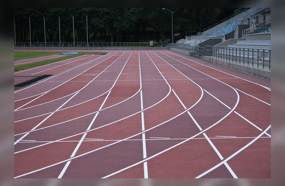 Kadrioru staadionil