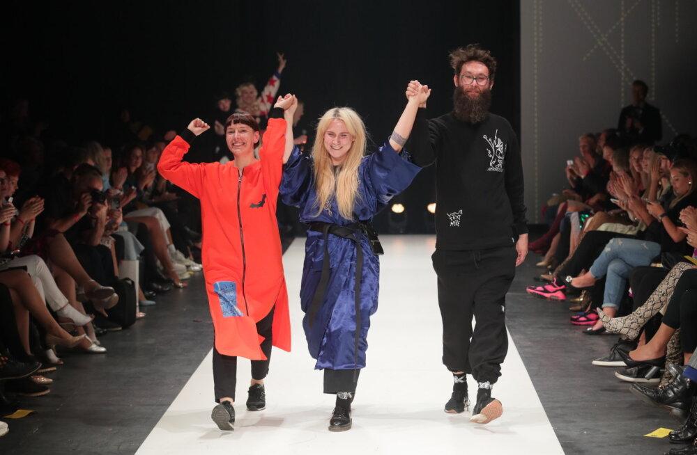FOTOD JA SUUR ÜLEVAADE | Tallinn Fashion Weeki avapäeval auhinnati Eesti parimaid moekunstnikke