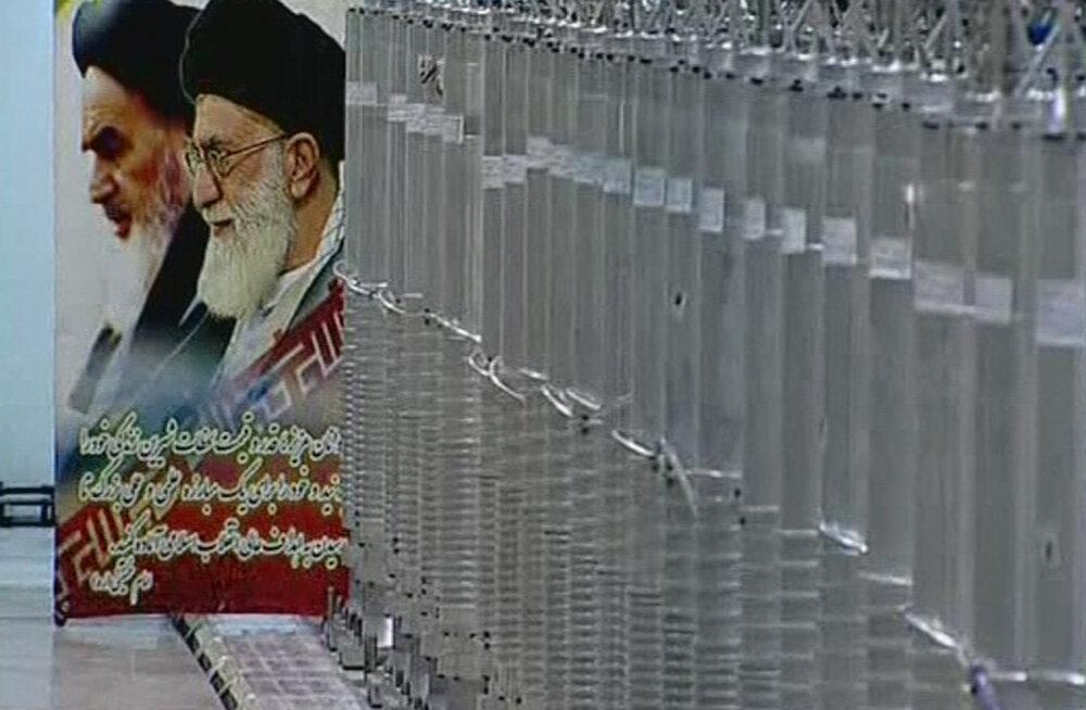 Iraan teatas tuumakokkuleppe uutest rikkumistest