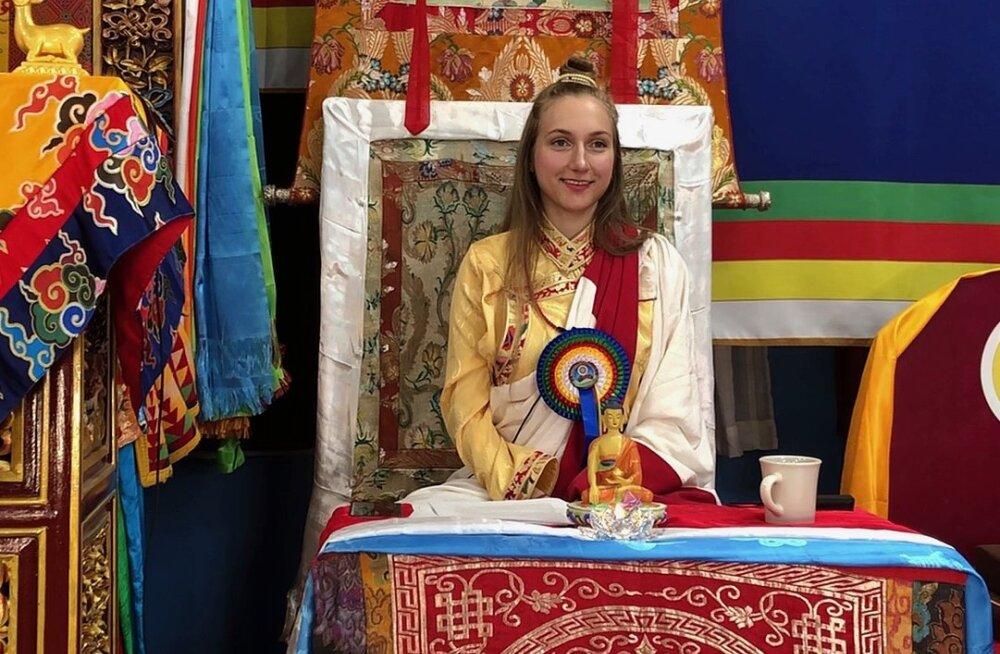 """Intervjuu budistliku laamaga: """"Maailmas on igaühe jaoks küllalt ressursse, kuid ahnele inimesele neist ei piisa"""""""