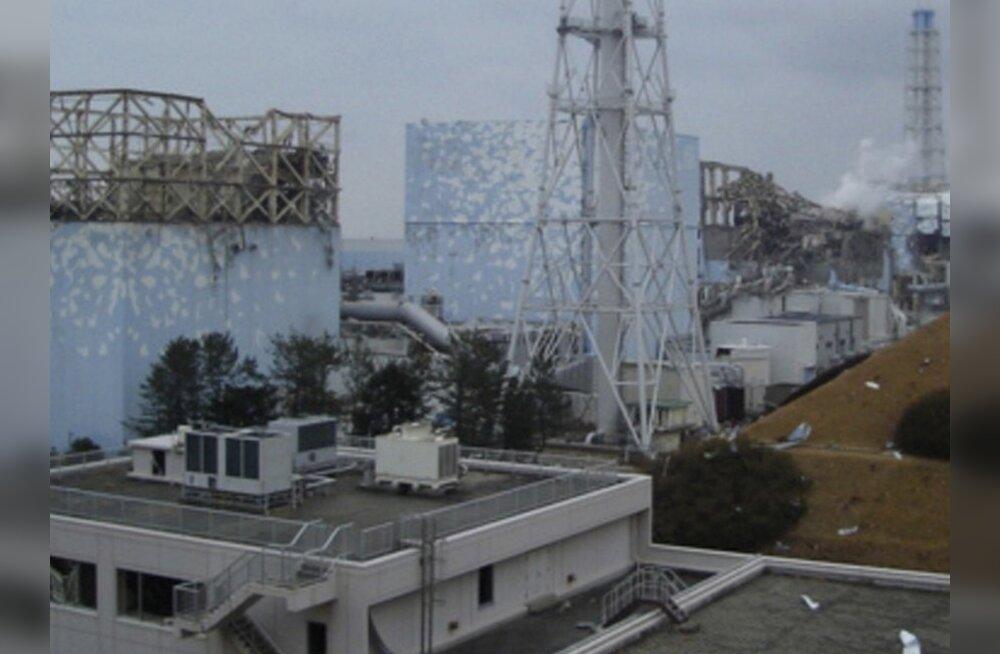 WikiLeaks: Jaapanit hoiatati tuumajaamade ohtlikkuse eest