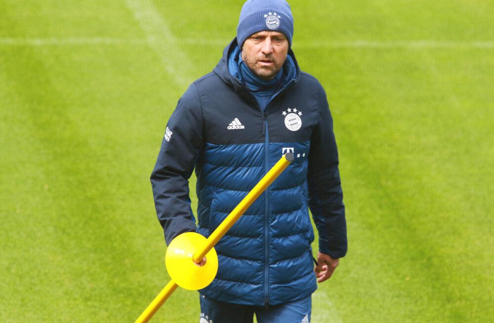 Bayerni peatreener: ma ei tea, kas jaksame 90 minutit mängida