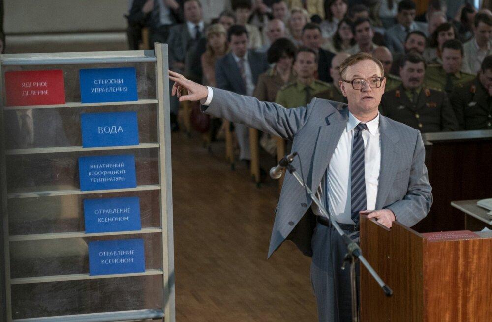 """HBO seriaali edu järel teeb ka Venemaa oma versiooni """"Tšernobõlist"""""""