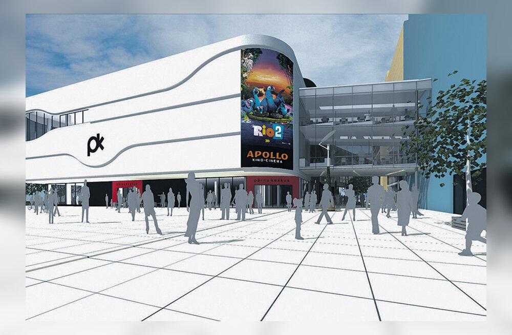 Kinomaastik elavneb lõpuks ka Pärnus – kevadel alustab tegevust Apollo Kino