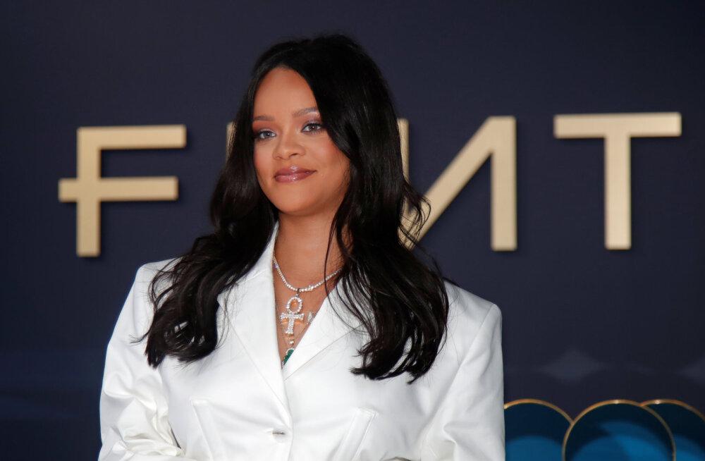 Rihanna fännid šokis: oleme 13 aastat oma iidoli nime valesti hääldanud!