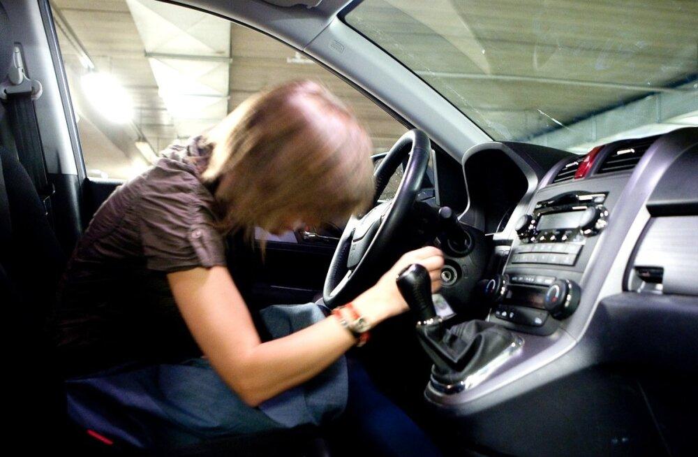 Auto ja juht