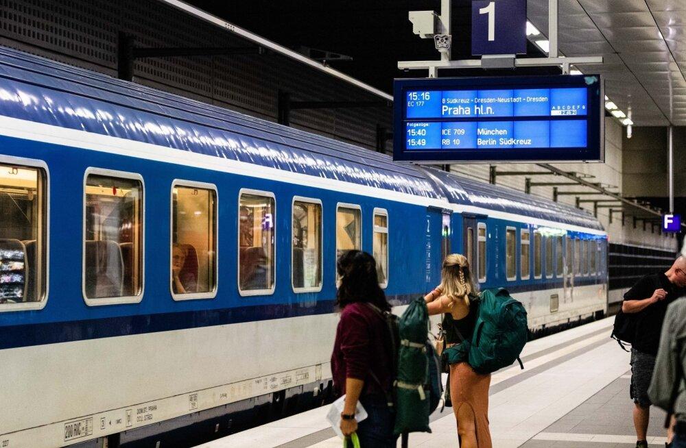 Euroopa Liidu siseselt on reisimine hakanud taastuma.