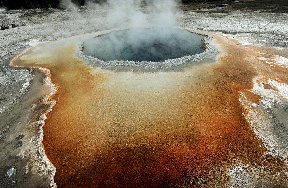 NASA tuli ambitsioonikale ideele, kuidas päästa Maa supervulkaani purskest