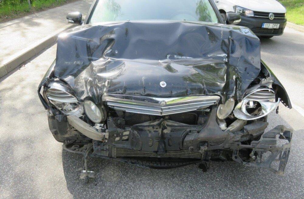 Võrumaal hukkus liiklusõnnetuses eakas naine
