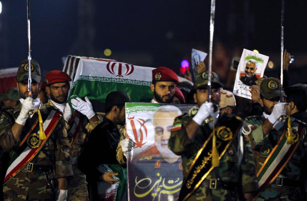 Välisministeerium hoiatab Iraani ja Iraaki reisimise eest