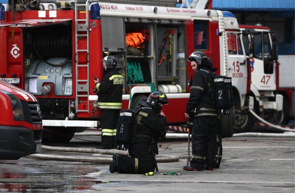 Must laupäev Venemaal: põlengutes hukkus kuus last