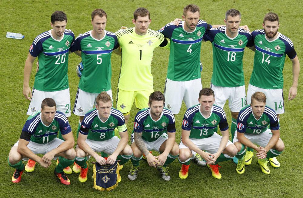 Põhja-Iirimaa kutsus kohtumiseks Eesti vastu koondisesse noore Arsenali kaitsja