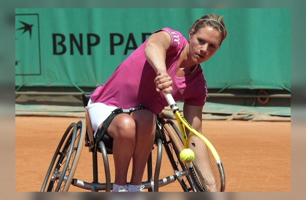 Tennisist Esther Vergeer
