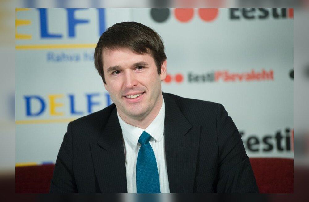 Rainer Vakra toetas kuluhüvitiste eest Tallinna linnavõimu käepikendust