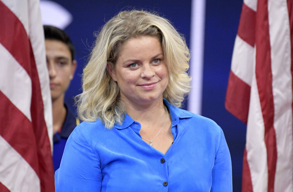 Tipptennisesse naasta sooviva Kim Clijstersi tagasitulek lükkus edasi