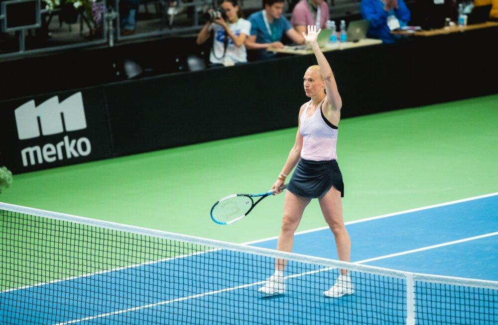 Kaia Kanepi vs Anastasija Sevastova