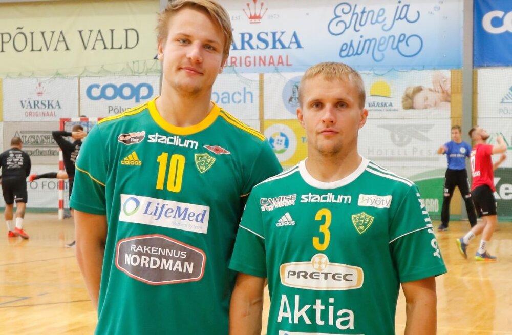 Eesti käsipallurid Varik ja Maasalu võitsid Soomes pronksmedalid