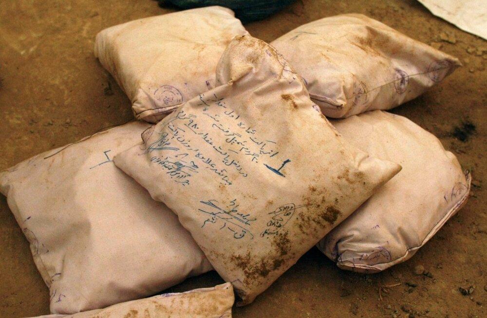 Eesti andis USA-le välja Talibani heaks tegutsenud Afganistani narkoterroristi