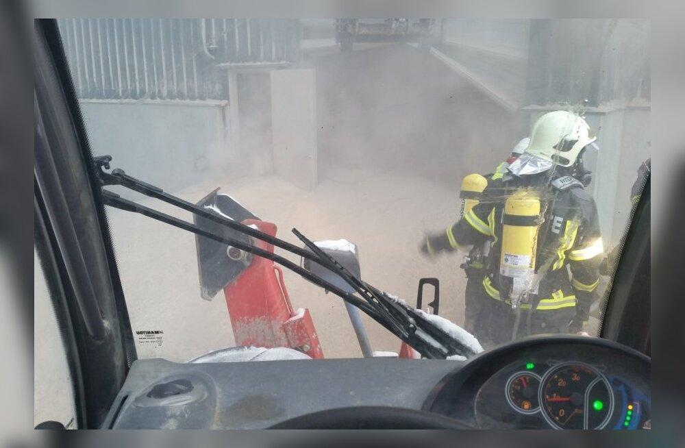 Õnnetus Auvere elektrijaamas