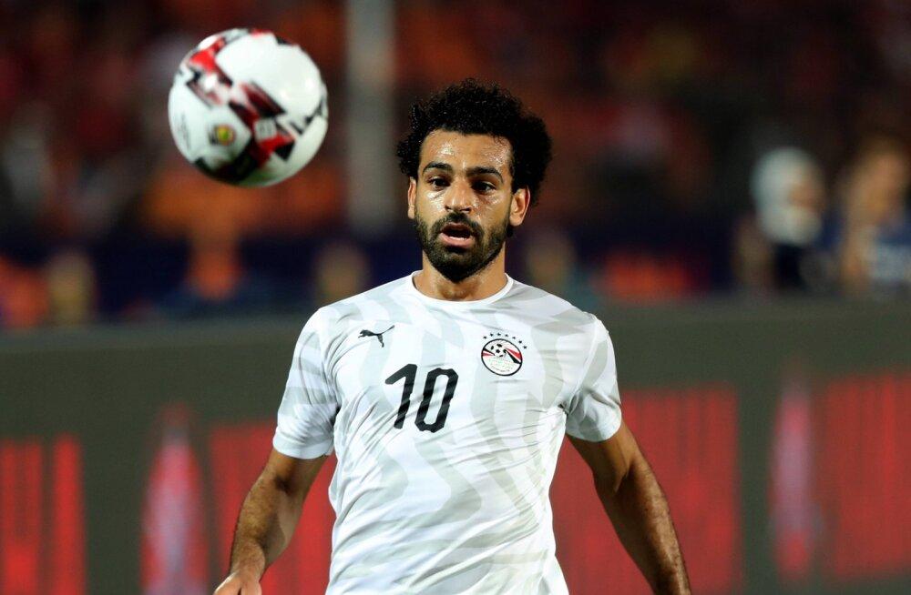 VIDEO | Salah' iluvärav aitas Egiptuse võidule, Madagaskari imelugu sai võimsa jätku