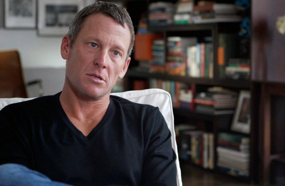 Vägivaldse kasuisaga üles kasvanud Lance Armstrong: ime, et minust massimõrvarit ei saanud