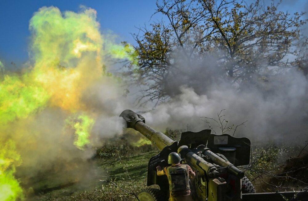 Armeenia ja Aserbaidžaan nõustusid USA vahendatud relvarahuga