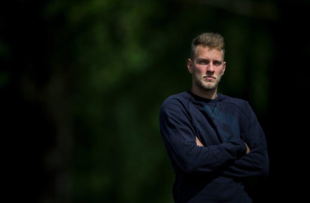 Korvpallur Siim-Sander Vene