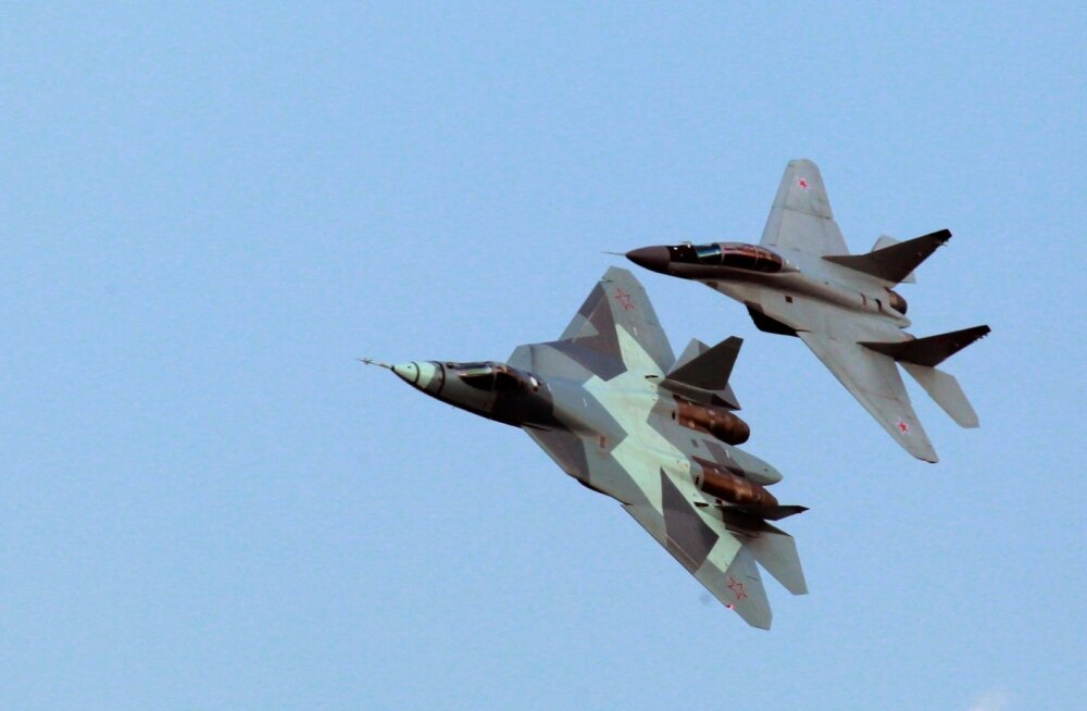 Air show to mark 100th anniversary of Russian Air Force