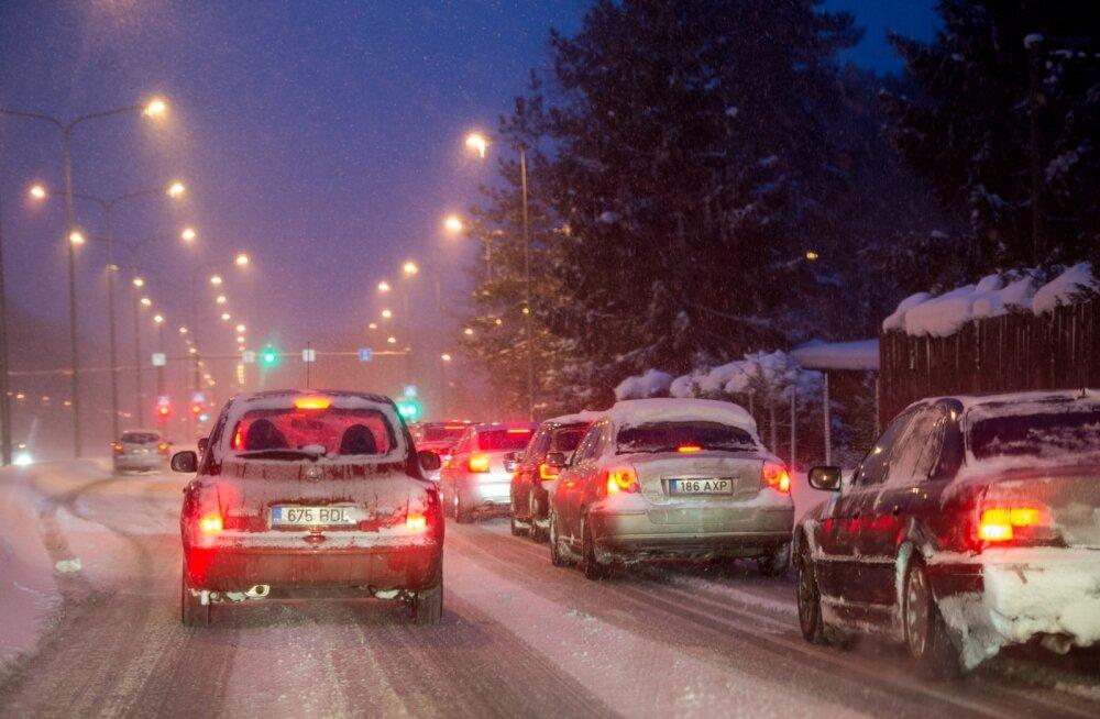Lumi Viimsis, Pirita teel