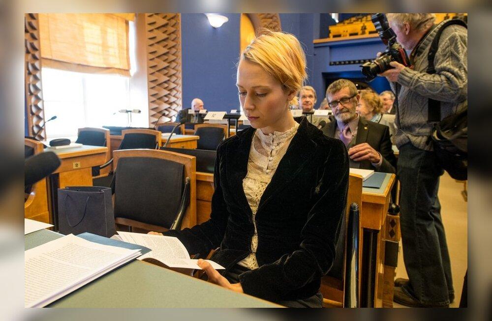 Эстонская актриса: каждый житель, в том числе русскоязычный, должен чувствовать себя необходимым