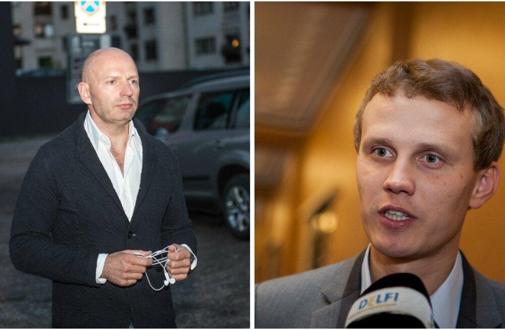 Paavo Pettai ja Priit Toobal