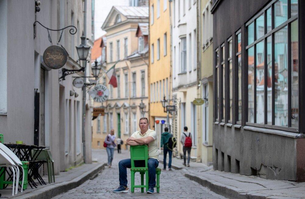 Loit Linnupõld tõi kinnisvara ühisrahastuse Eestisse. Nüüd viib ta selle laia maailma.