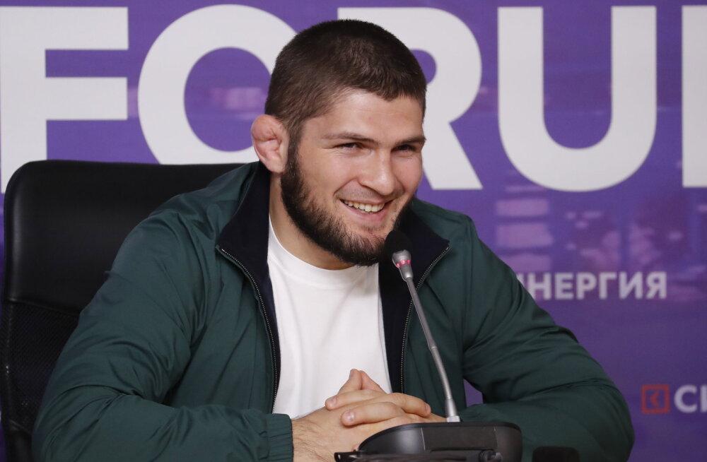 Хабиб Нурмагометов