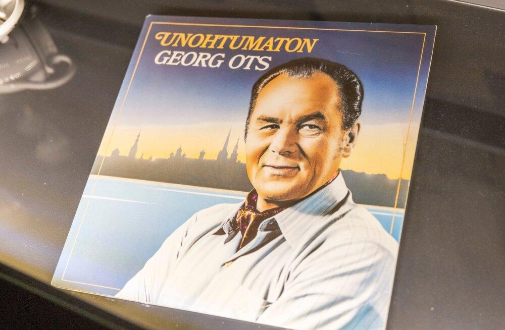 Georg Ots 100 näituse avamine
