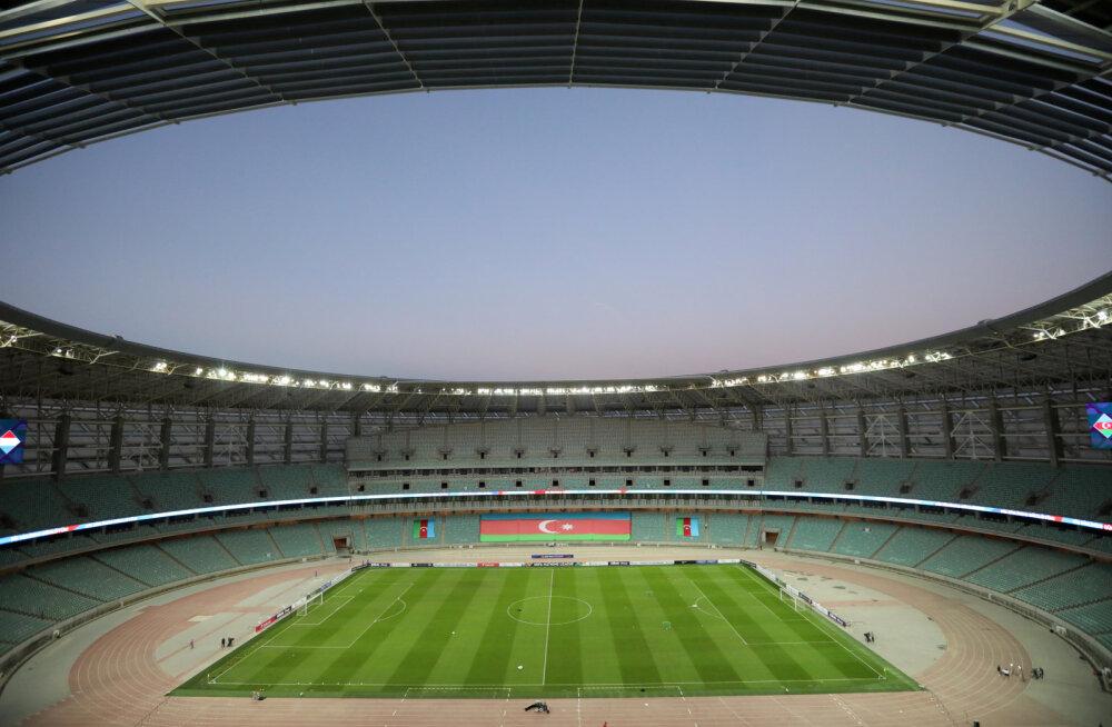 UEFA jälgib Mägi-Karabahhi konflikti. Kas EM-finaalturniiri mängud Bakuus ikka toimuvad?