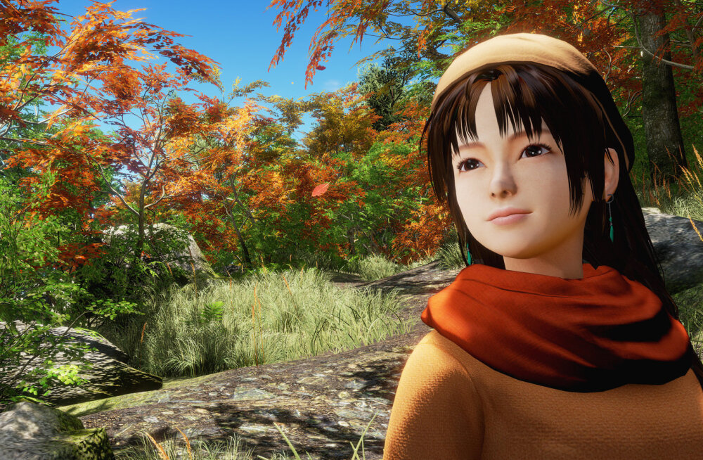 11.-17. detsember: uusi videomänge – Shenmue III, Fallout 4 VR, Okami HD, Resident Evil 7 Gold Edition