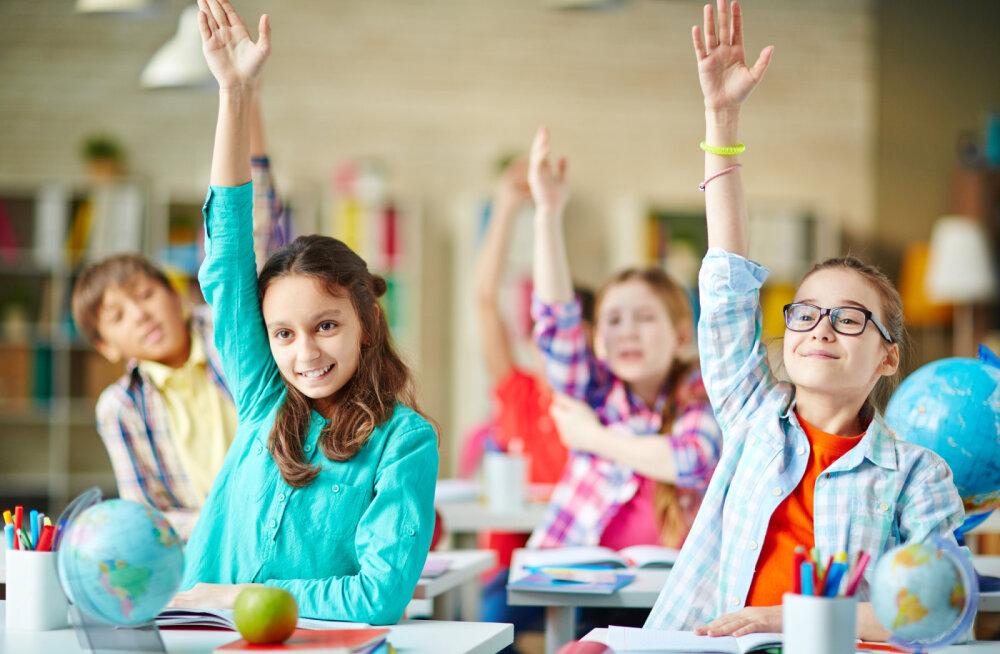 Kuhu kaob laste koolirõõm?