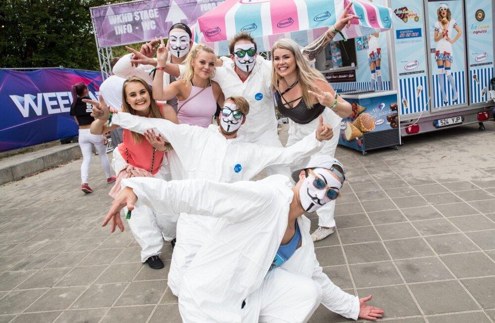 Weekend Festival Baltic 2017 1. päev